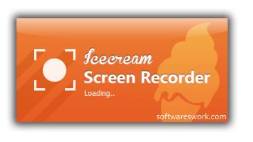 IceCream Screen Recorder Pro 6.16 Crack + Serial Key 2020