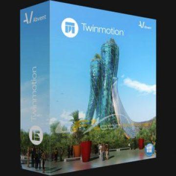 Twinmotion 2020 Crack + License key Free Download