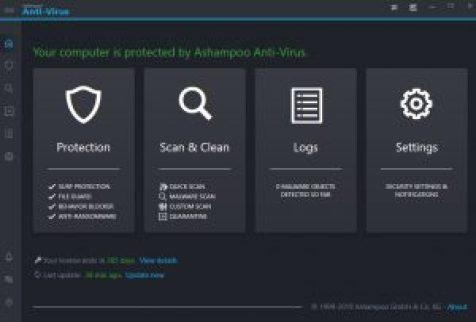 Ashampoo Anti-Virus 2020.4.2 Crack + License key Free Download