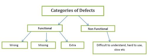 Defect in software testing