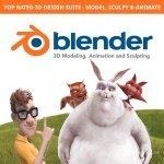 Blender Windows Mac 3D Design Suite