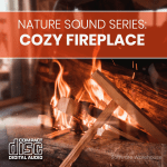 Nature Sound Series - Cozy Fireplace CD