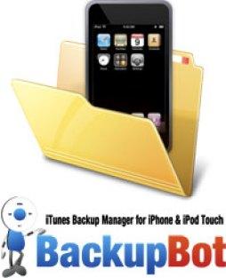 iBackupBot 7.2.6 Crack With Keygen Plus Serial Key 2020 Free Download