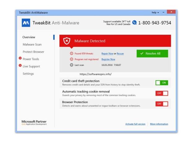 TweakBit Anti-Malware Crack 2.2.1.3 with Licence Key 2020 Free Here!