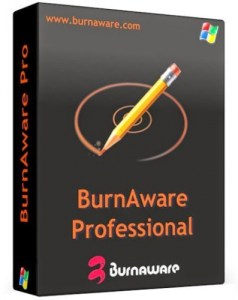 BurnAware Professional 13.5 Crack with Serial Key Free Download