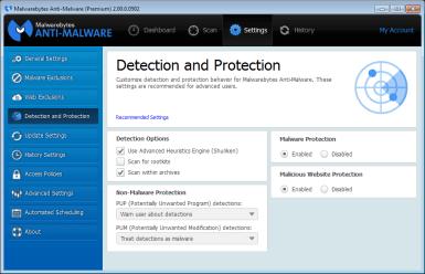 Malwarebytes Anti Malware 4.1.1.167 Crack + Latest Version Free Download
