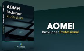 AOMEI Backupper Professional 5.9.0 Crack & License Key Download