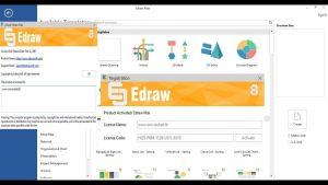Edraw Max 10.0.4 Crack & License Key Plus 2020 Free Download