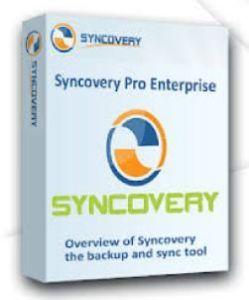 Syncovery Pro Enterprise v9.08 Crack & Activation Key (2020) Download