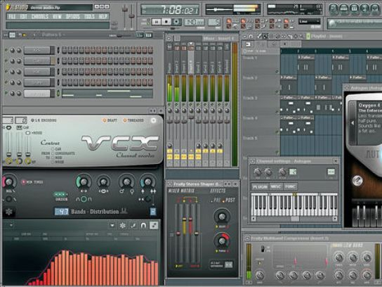 FL STUDIO 12.5.1 Crack + Activation Key Mac Full Version Free Download