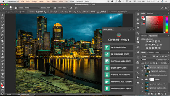 Adobe Photoshop CC 19.1 2018 Crack + Activation Key Free Download
