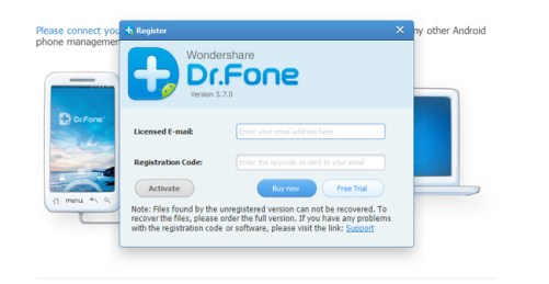 WonderShare Dr. Fone 9.5.4 Crack + Lifetime Activation Key Free Download