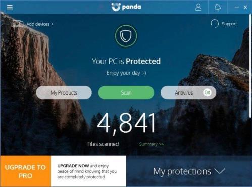 Panda Free Antivirus 16.0.1 Crack + Serial Key Free Download