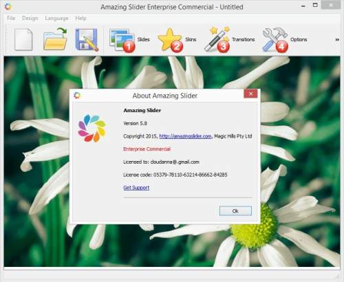 Amazing Slider 6.6 Crack + Lifetime Activation Key Free Download