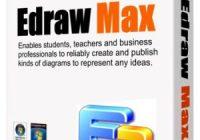 Edraw Max 10 Crack + Keygen Key Free Download Latest