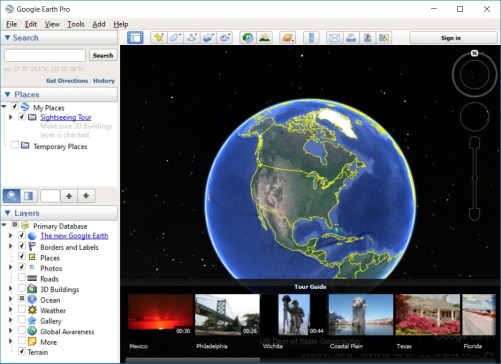 latest google earth pro free download full version