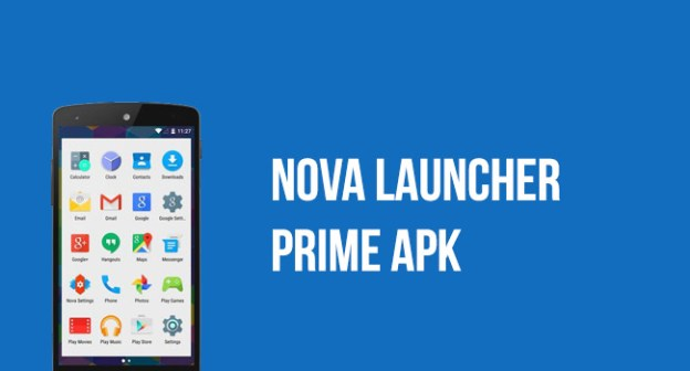 Nova Launcher 5.5.3 Prime Apk Crack + License Key Free Download