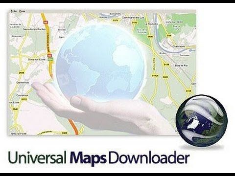 Universal Maps Downloader Crack + License Key Free Download
