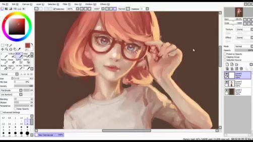 download paint tool sai 2018