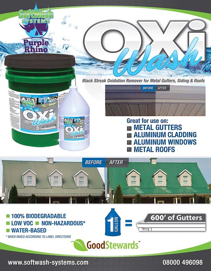 Oxi Wash