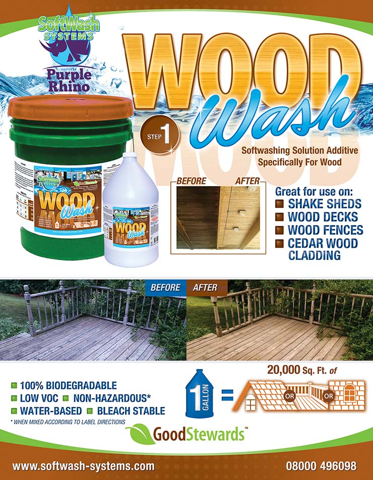 Wood Wash