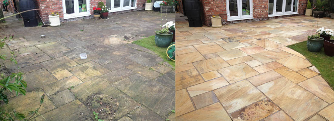 www.softwashscotland.com Patio Cleaning Bathgate Scotland