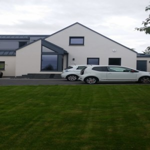 Monocouche Render cleaning Scotland