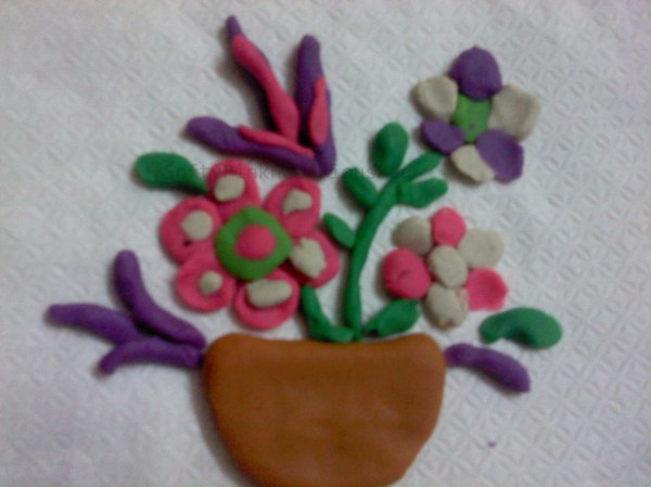 Play Doh Art Softypink Gloriousred