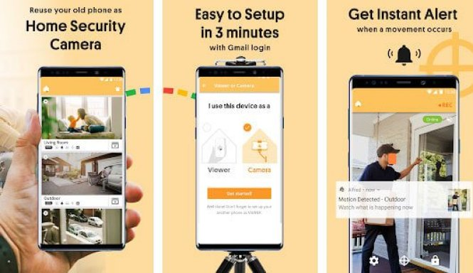 Fantastic Features Of Alfred Security App