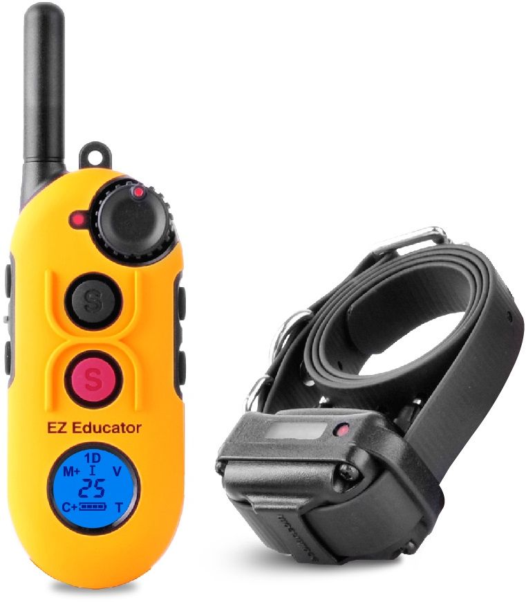 EZ-900 EASY EDUCATOR 1/2 MILE REMOTE DOG TRAINER