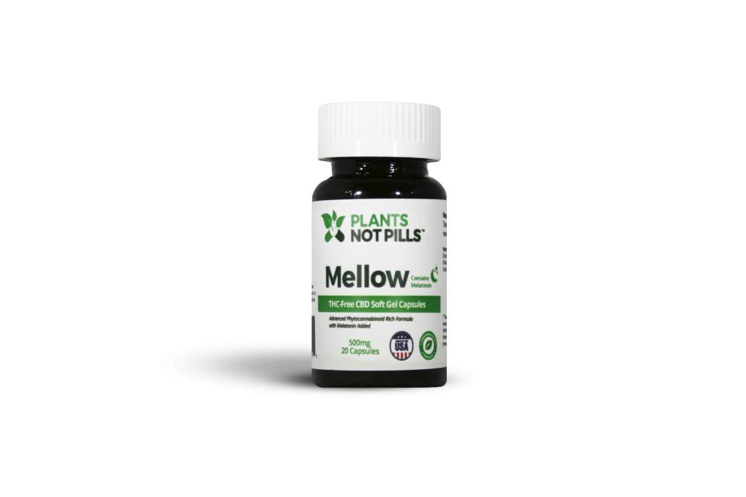Mellow for Humans30 count