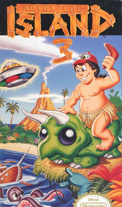 Image result for nes adventure island 3