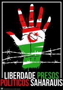 Liberdade Presos Políticos Saharauis