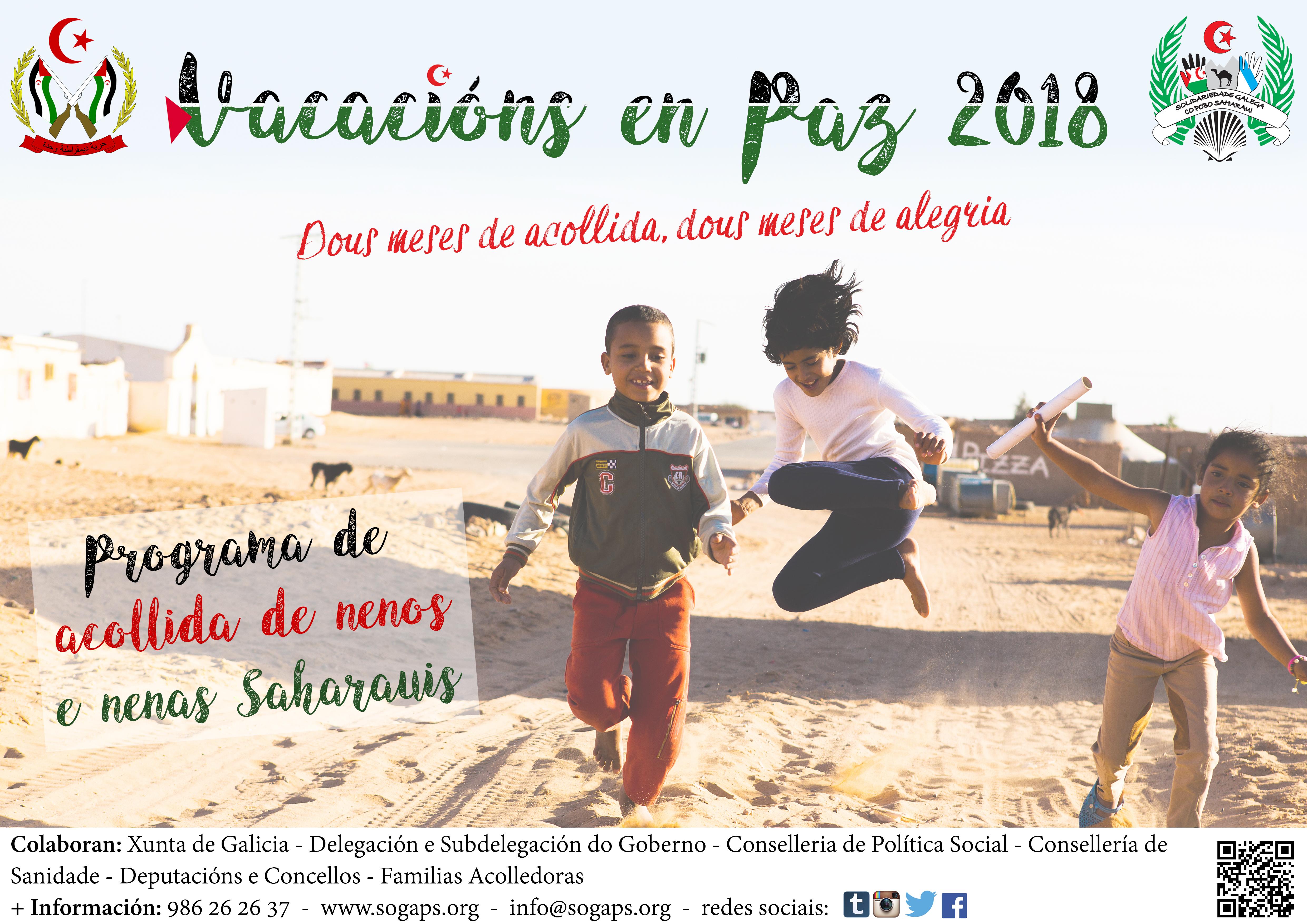 Vacaciones en Paz Galicia
