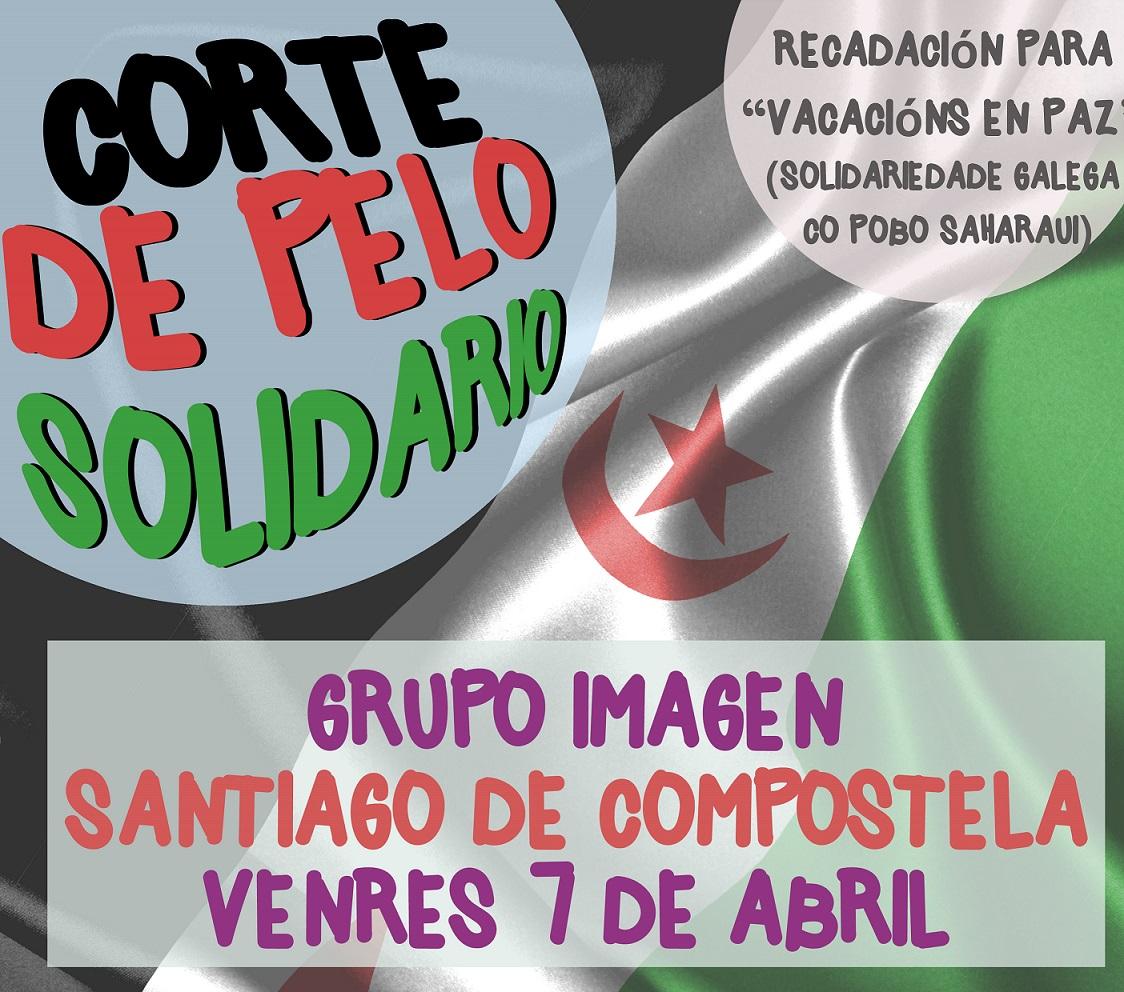 Cortes de Pelo solidario con el Pueblo Saharaui