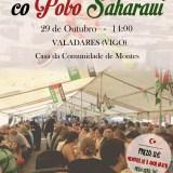 Comida Solidaria en Valadares