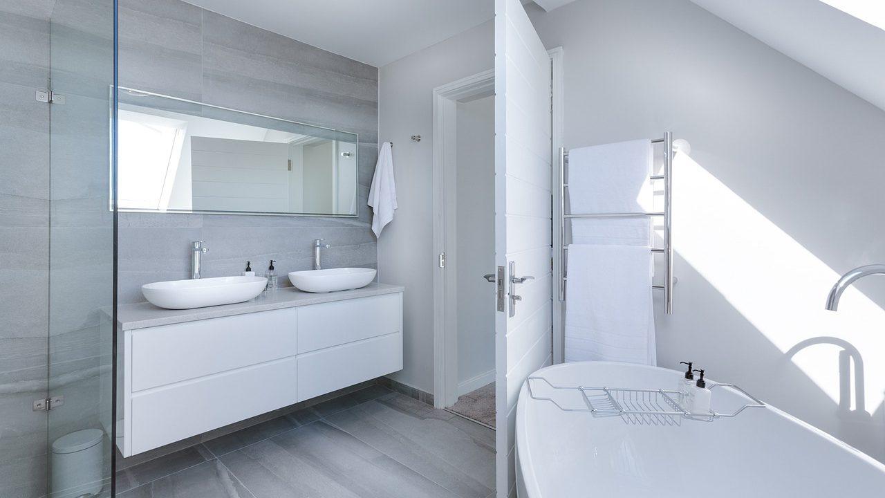 agencement de salle de bains decor