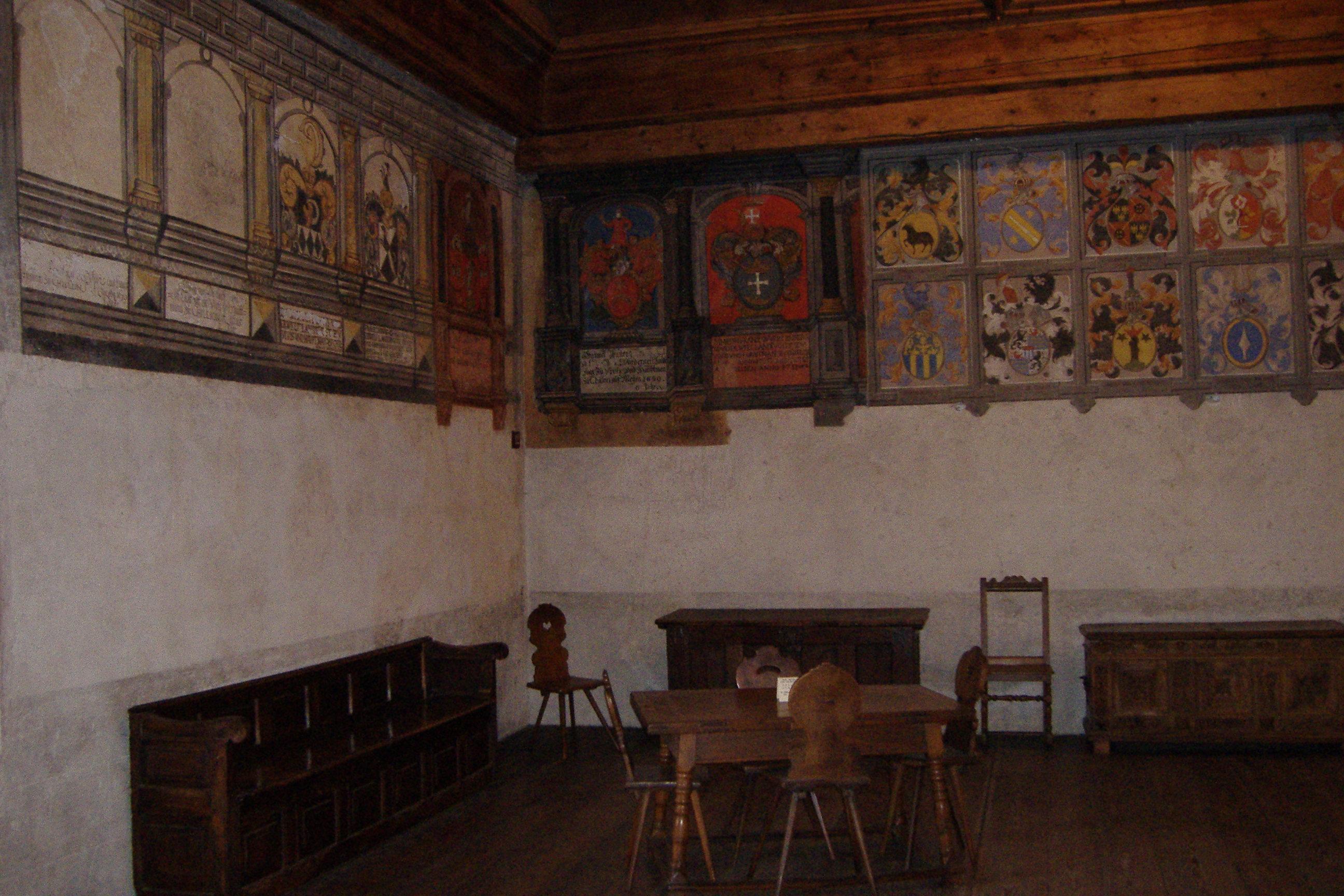 Prigioniero di Chillon  Soggiorni linguistici e viaggi