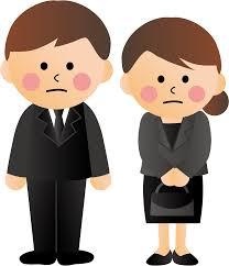 男性と女性の喪服の種類 葬儀のマナー