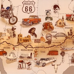 Come organizzare un viaggio fai da te sulla Route66 [con infografica] – Fase 1: i voli