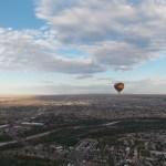 Amazing Albuquerque: non è solo la città di Breaking Bad - L'alba in mongolfiera
