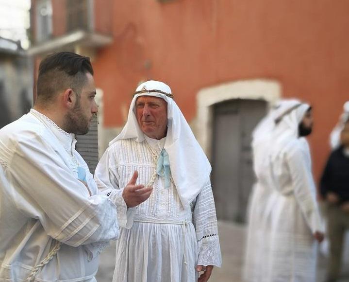 Settimana santa a Vico del Gargano