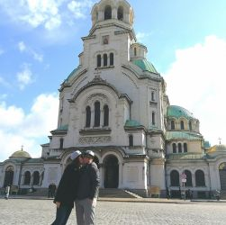 Chiesa di Aleksander Nevski Sofia
