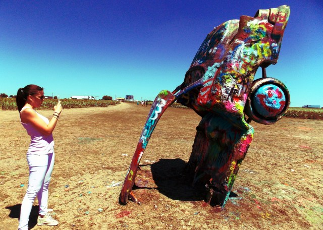 Cadillac Ranch