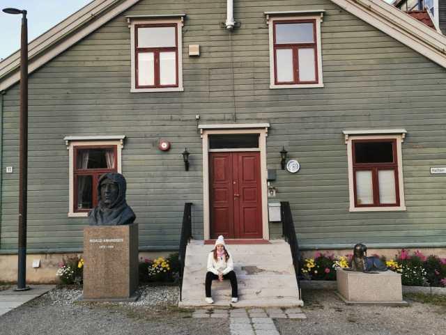 Roald Amundsen Tromso