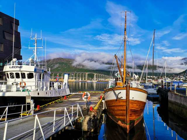 Tromso porto