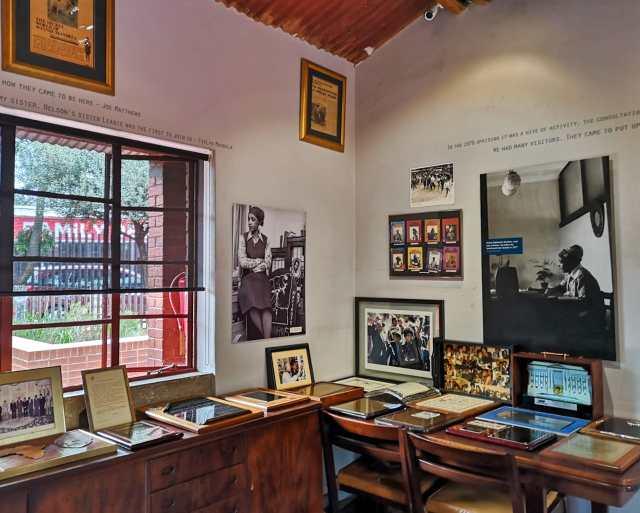 Nelson Mandela House Soweto