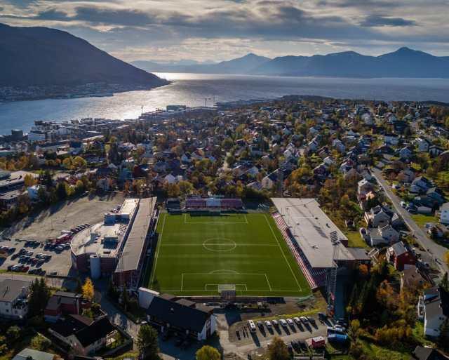 Alfheim Stadium Tromso