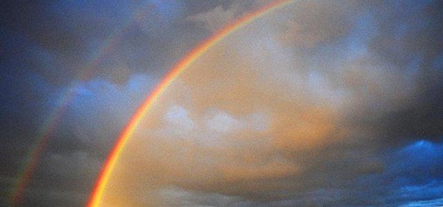 L'arcobaleno: un ponte di luce