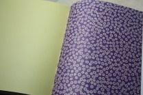 Papier violet